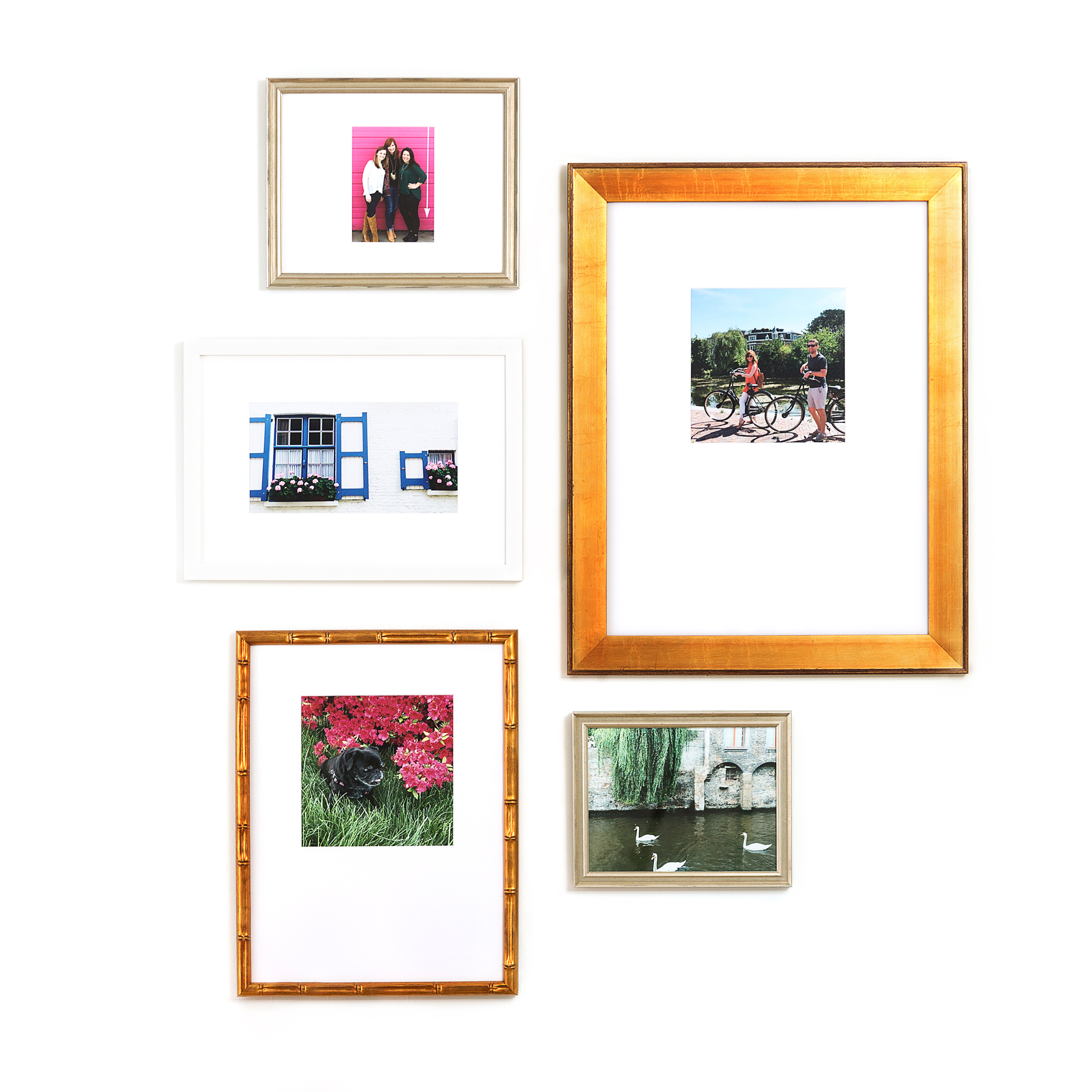 How to Choose Photos for Your Gallery Wall