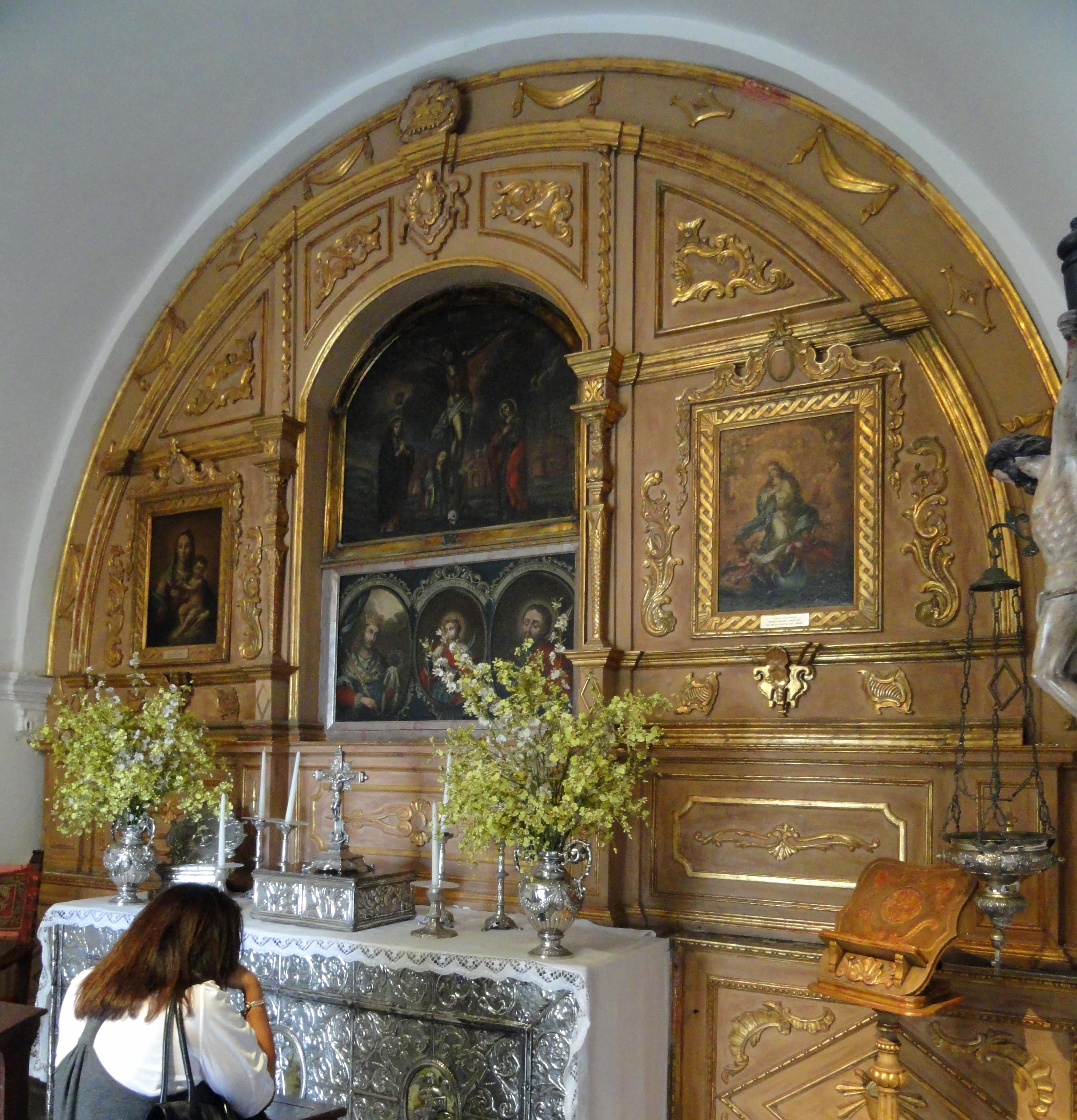 The Capilla del Santo Cristo is one of the places to go in Puerto Rico