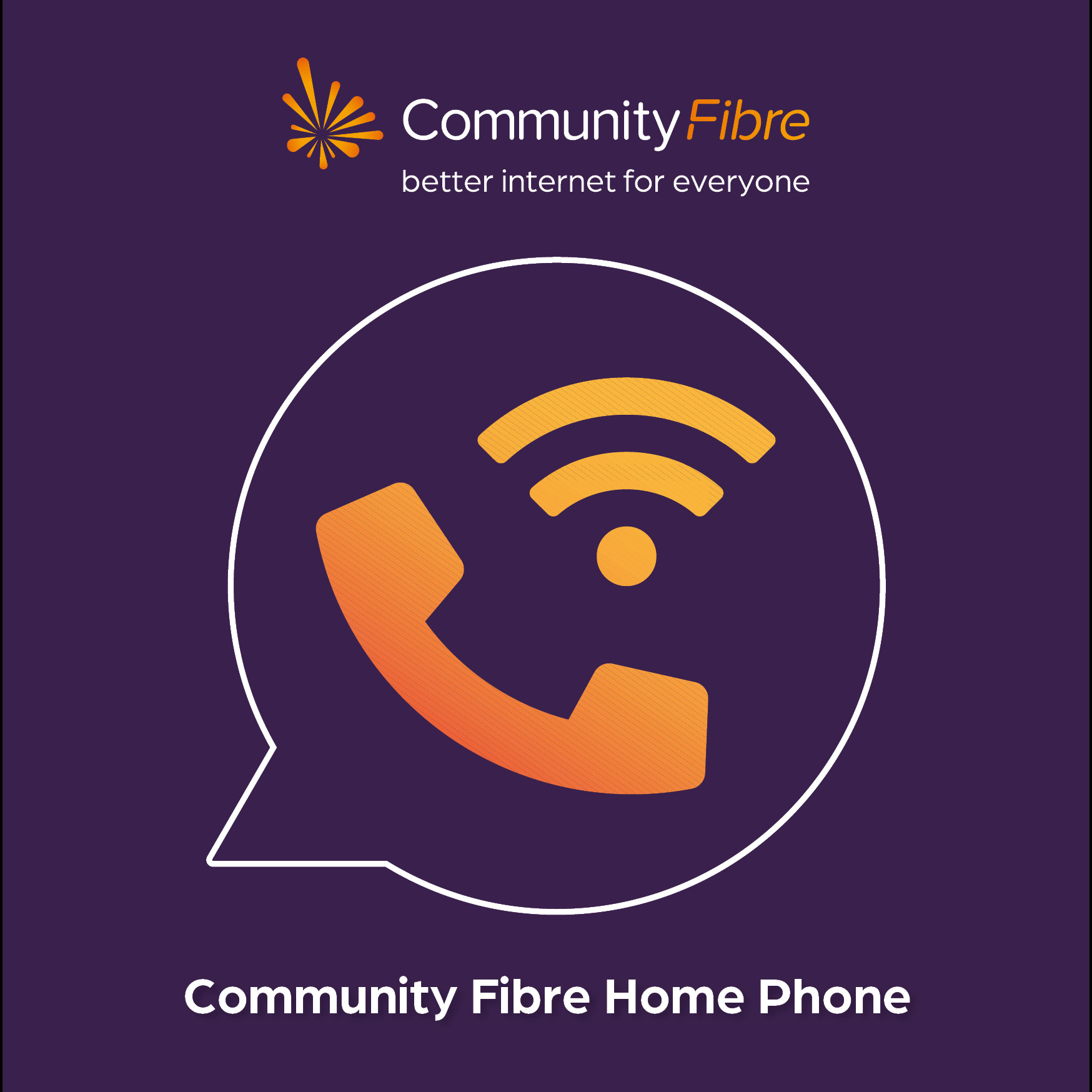 Community Fibre launches new home phone service to complete home connectivity package