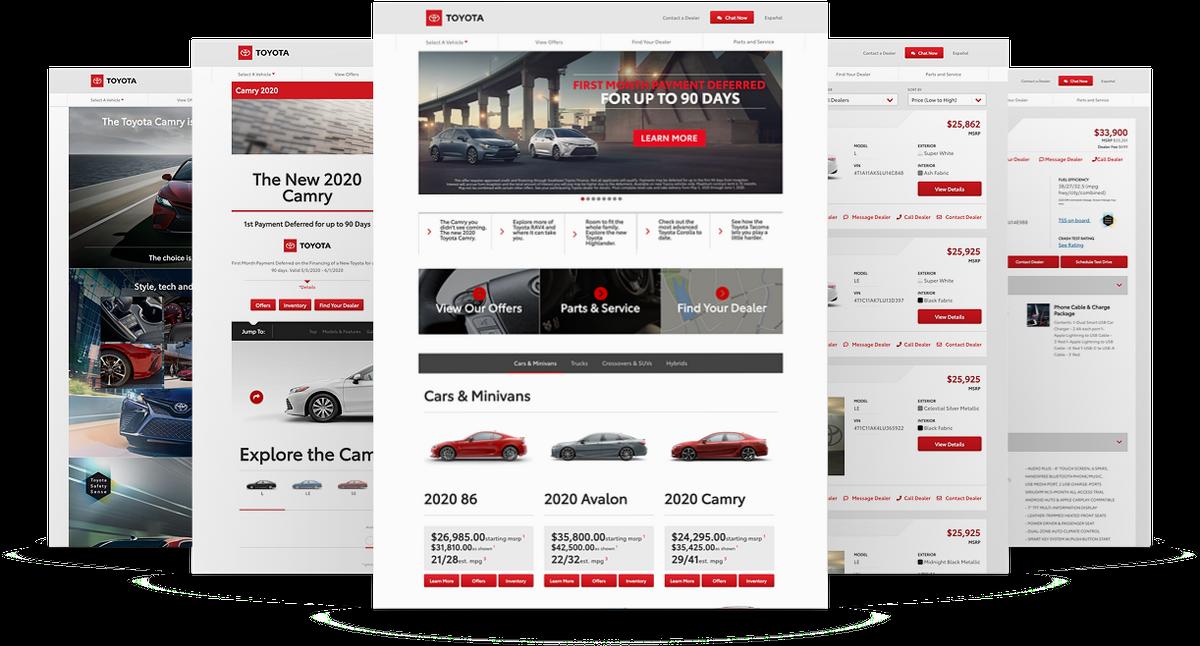 Southeast Toyota Explore Application