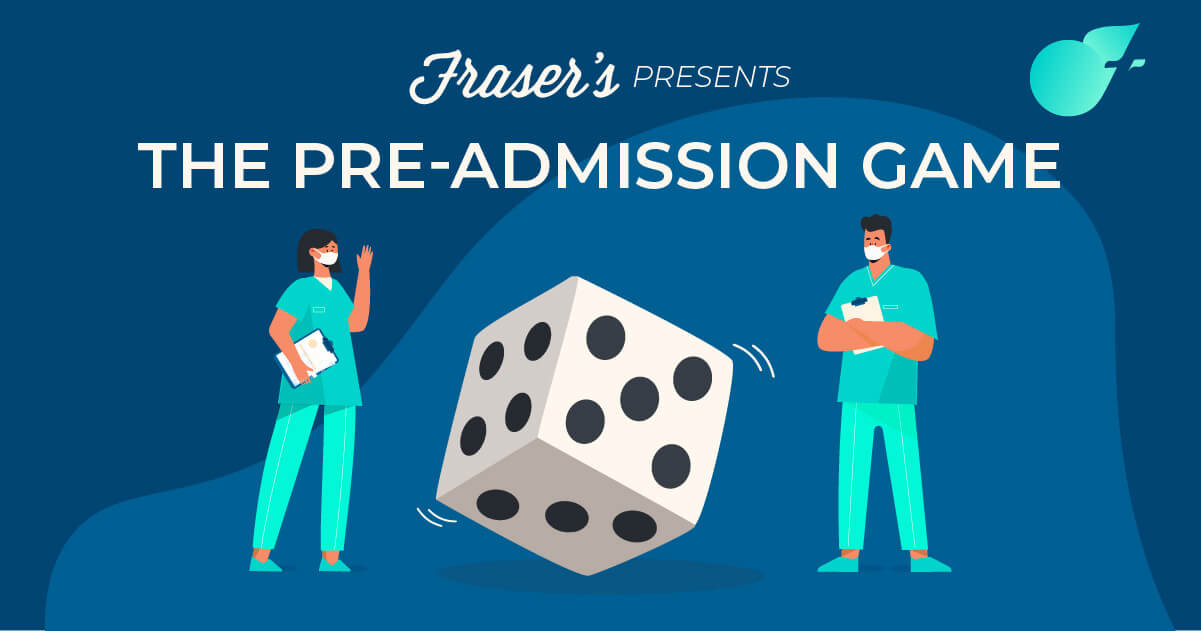 gamsat admissions process podcast