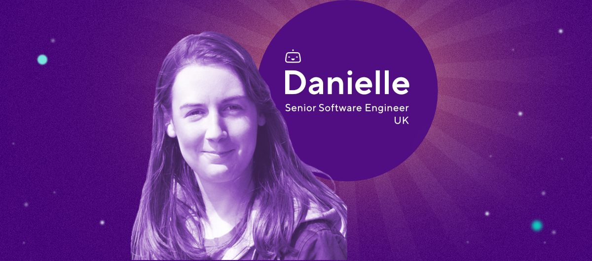 Behind The Scenes: Women in tech with Danielle Vass