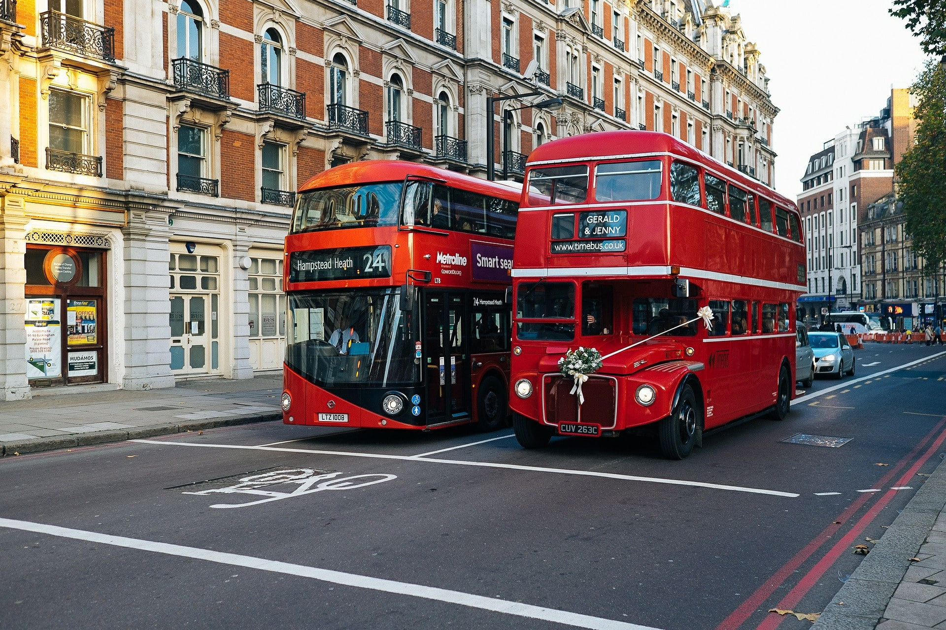 A frequently asked question about London is how to get around. You'll have plenty of options