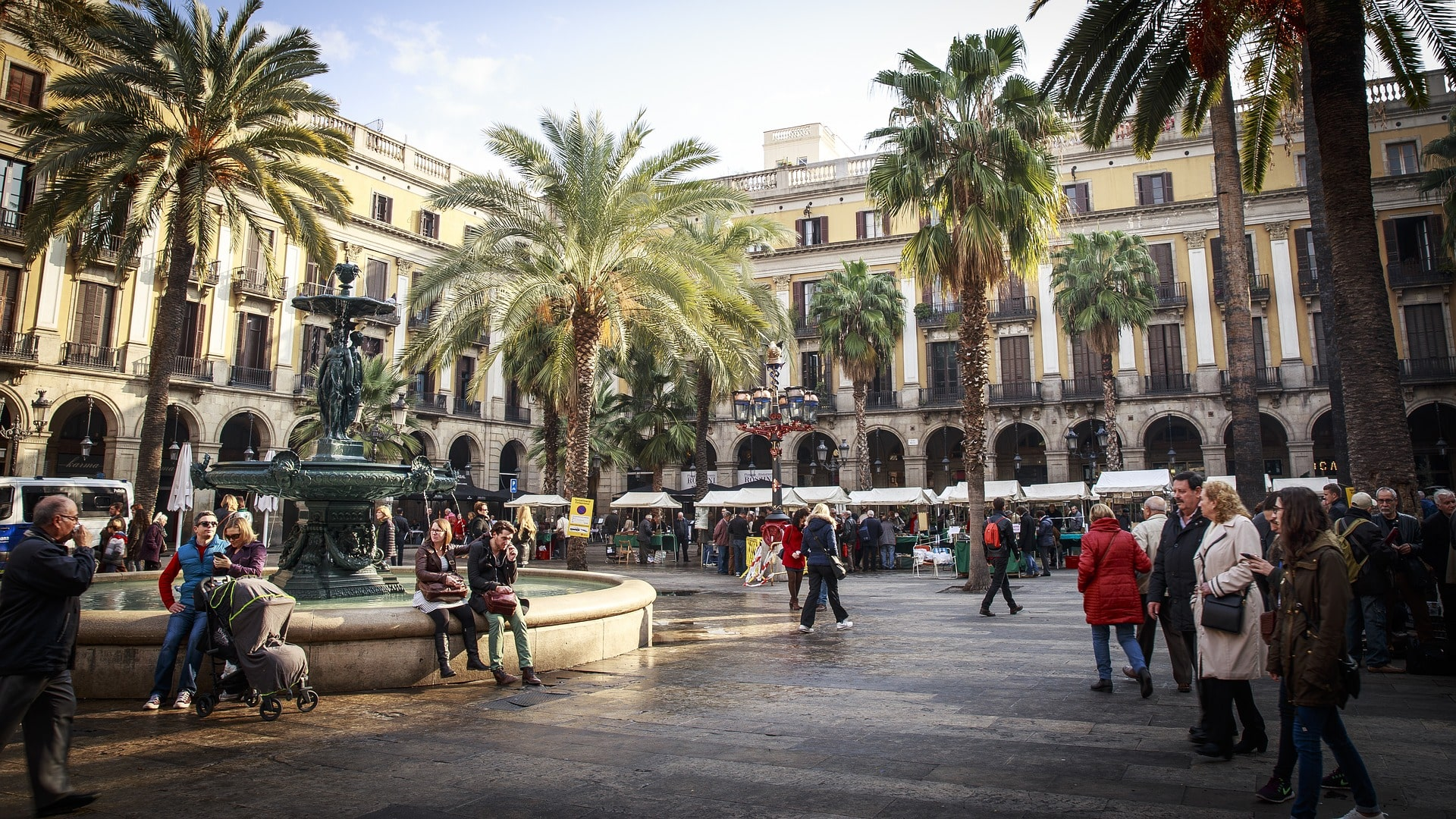 A frequently asked question about Spain concerns safety—Spain is safe!