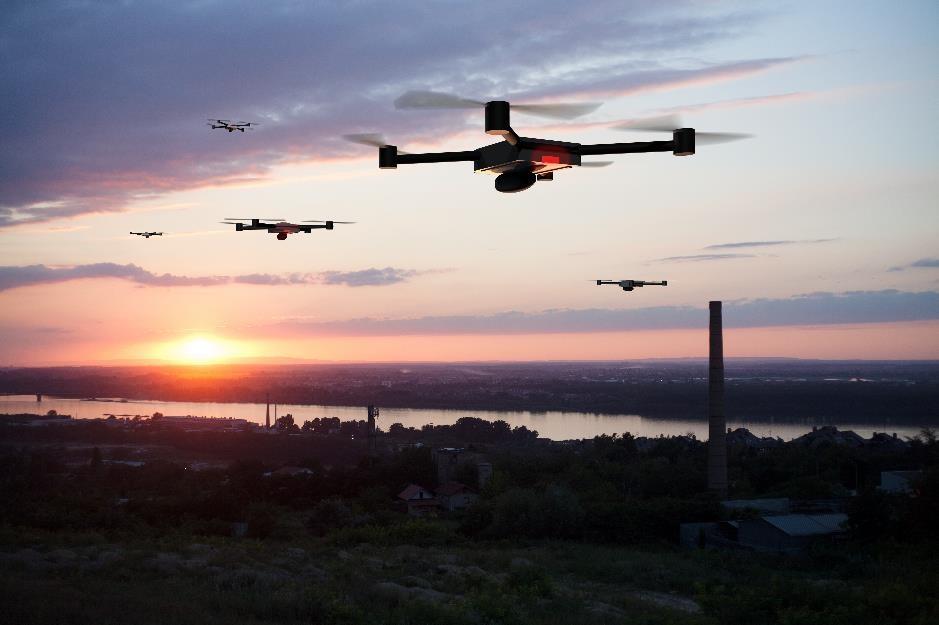Is it a bird? Is it a plane? Developments in global drone legislation