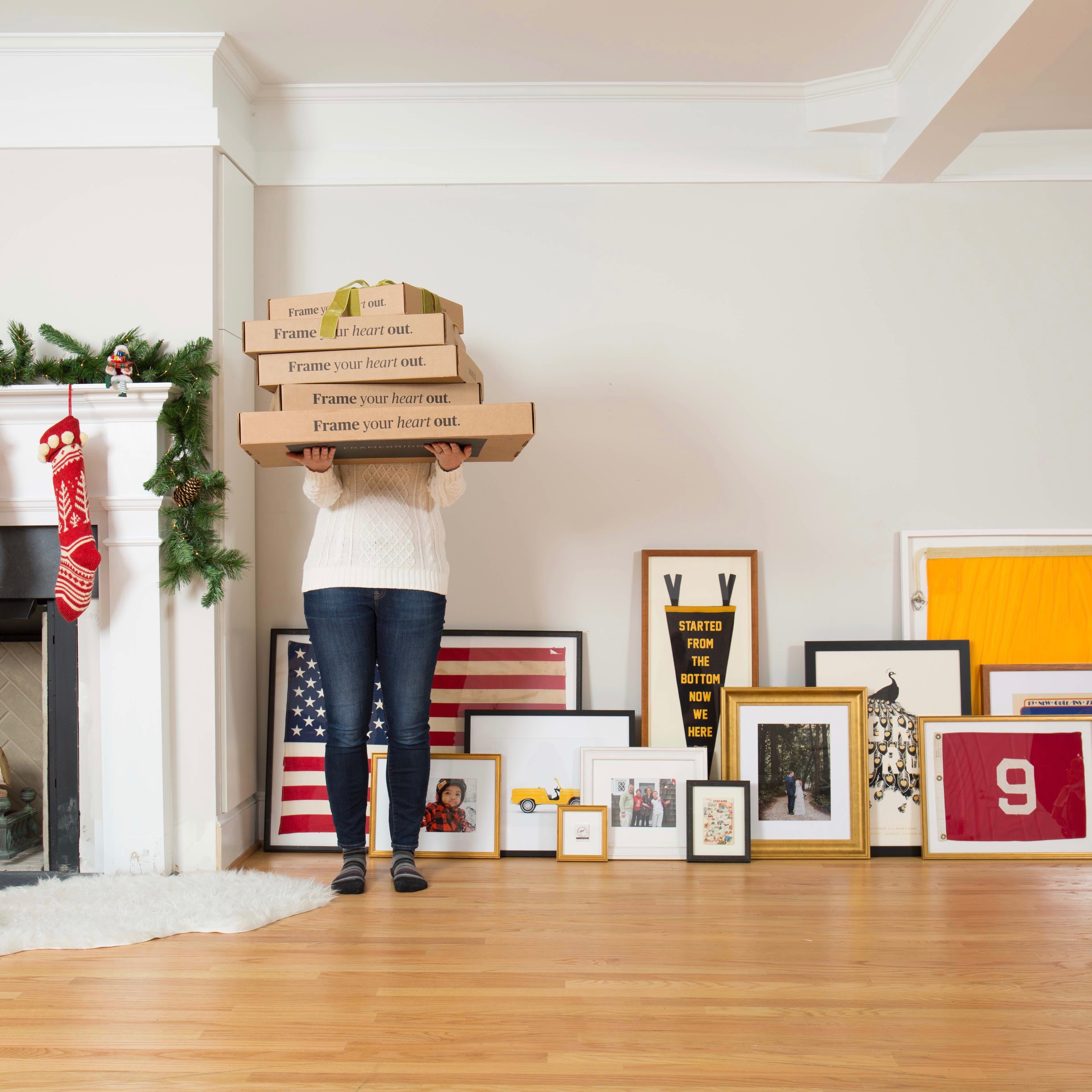 Shop the Attic: Things You Can Framebridge