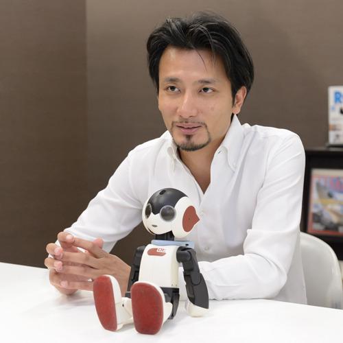 株式会社ロボ・ガレージの代表のプロフィール写真