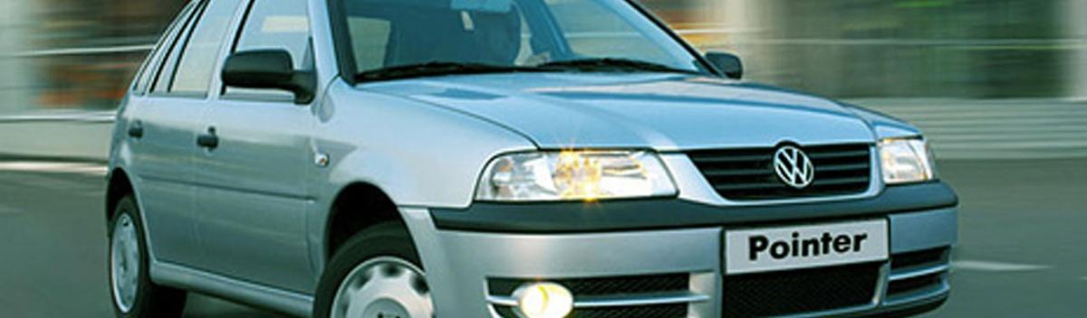 Descubre los atributos del Volkswagen Pointer 2008, un coche que se destaca por su eficiencia y comodidad tanto para el conductor como pasajeros.