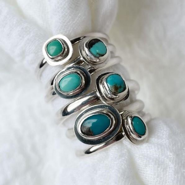 Rings by Aisha Formasnki - Everthine Jewelry