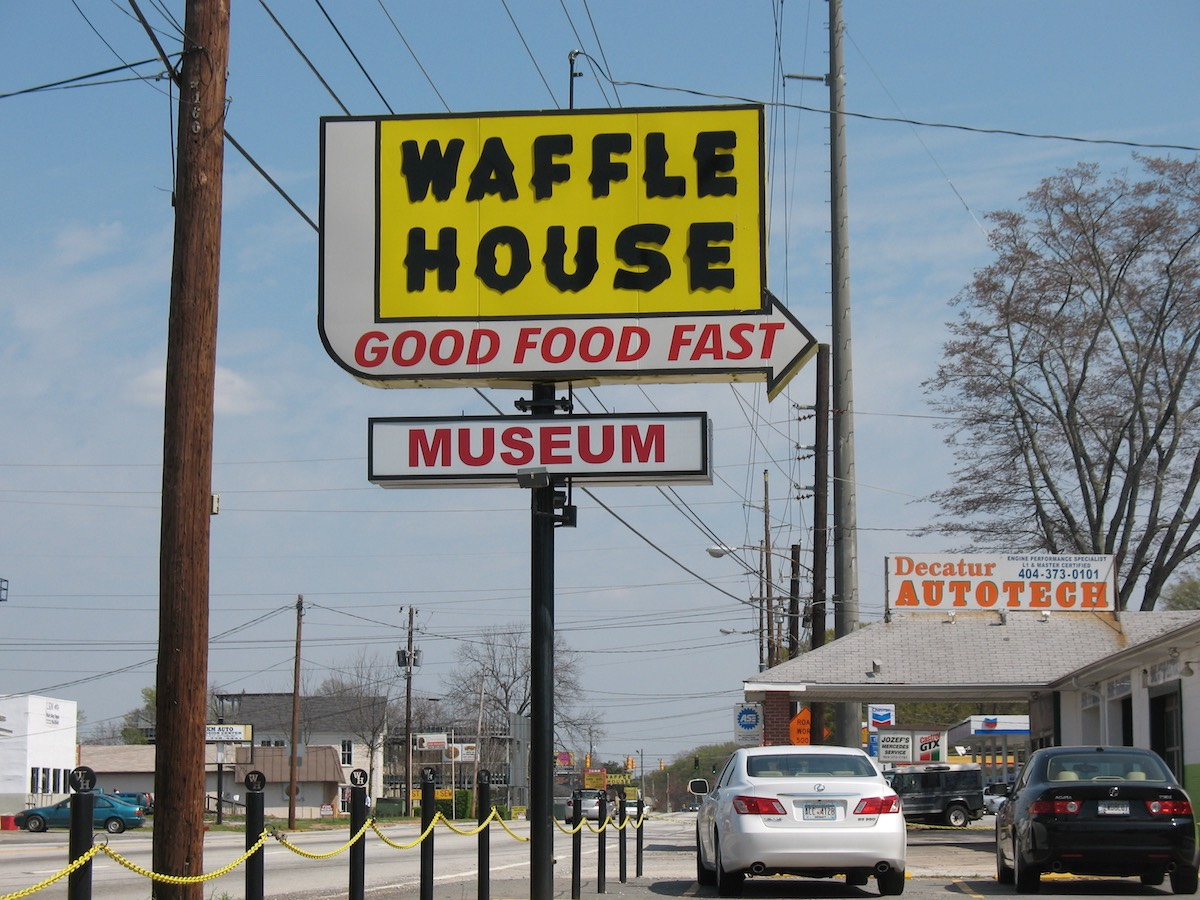 Waffle House Museum - Atlanta Secret Spots