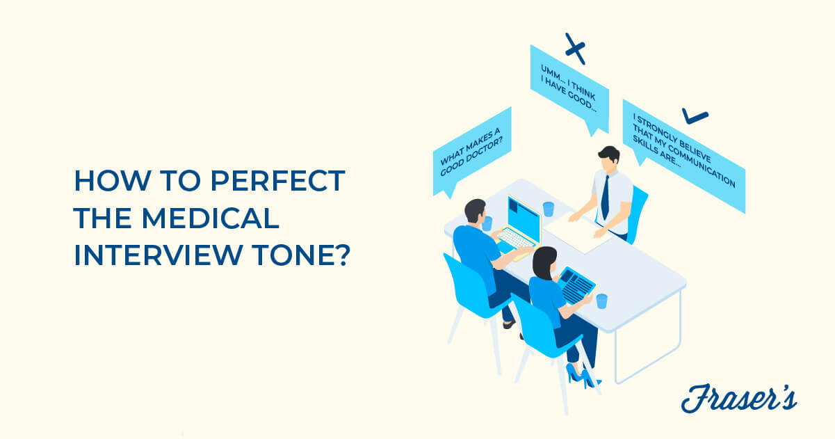 perfecting interview tone