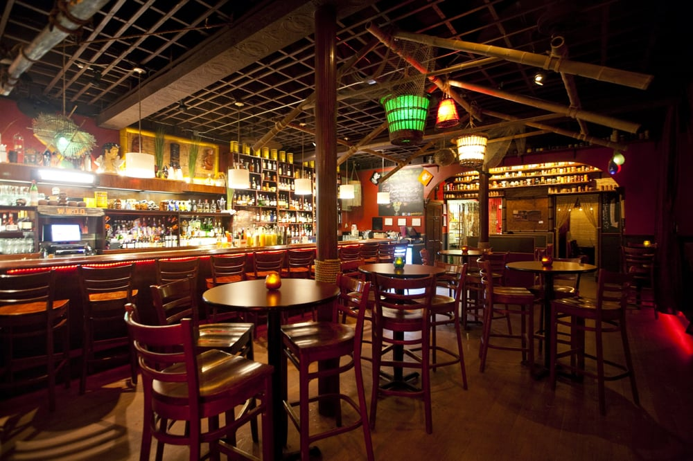 Image of Porco Lounge: Cleveland's Tiki Bar We Bet You Didn't Know About