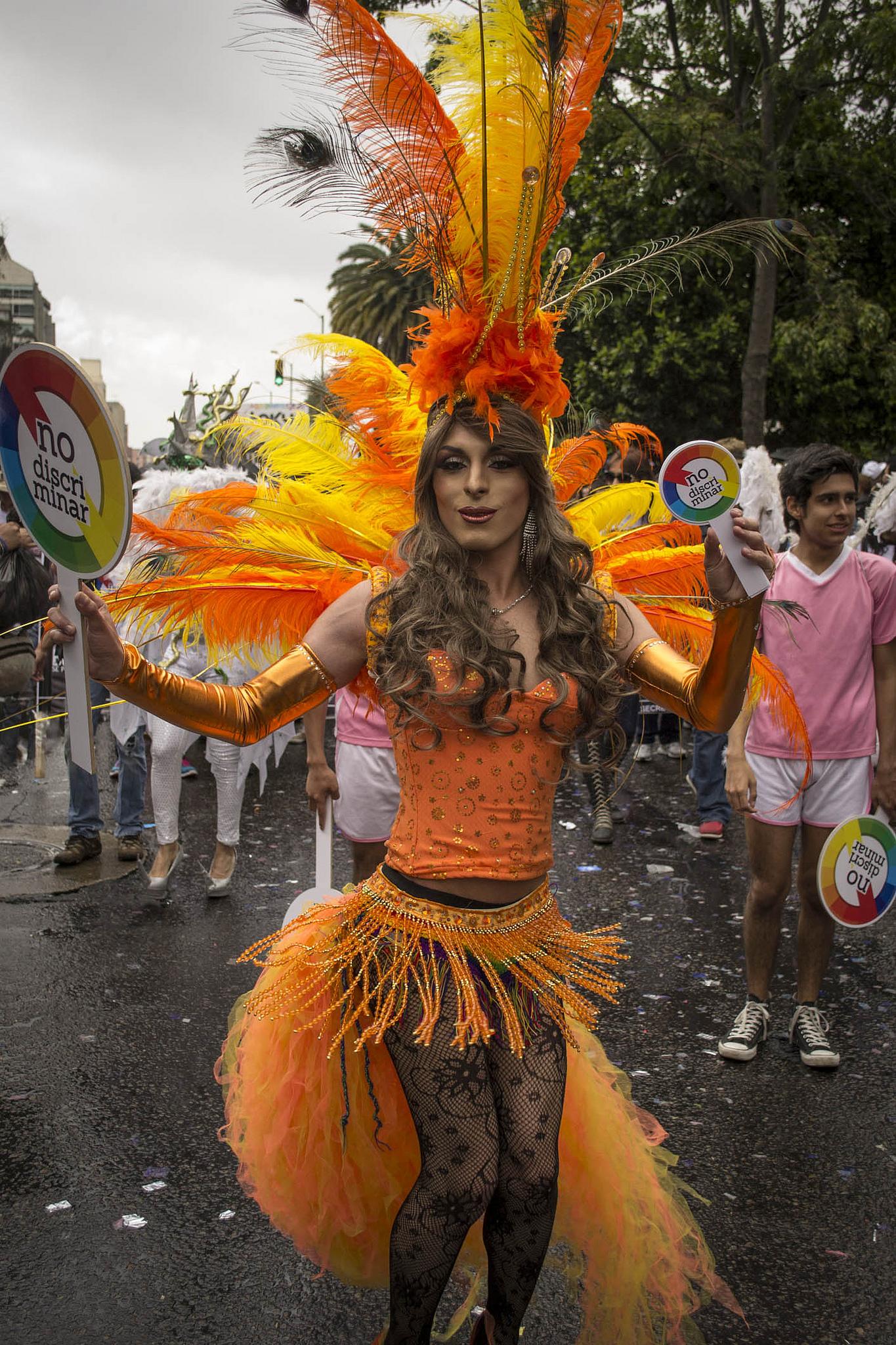 Barranquilla festival gay Colombia