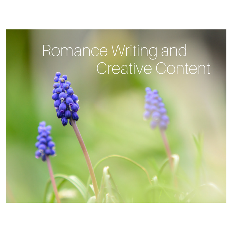 Romance Writing and Creative Content: Not So Different After All