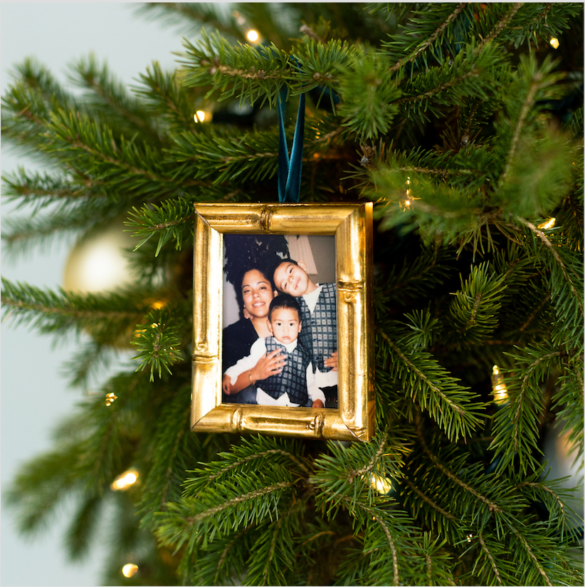 frame ornament