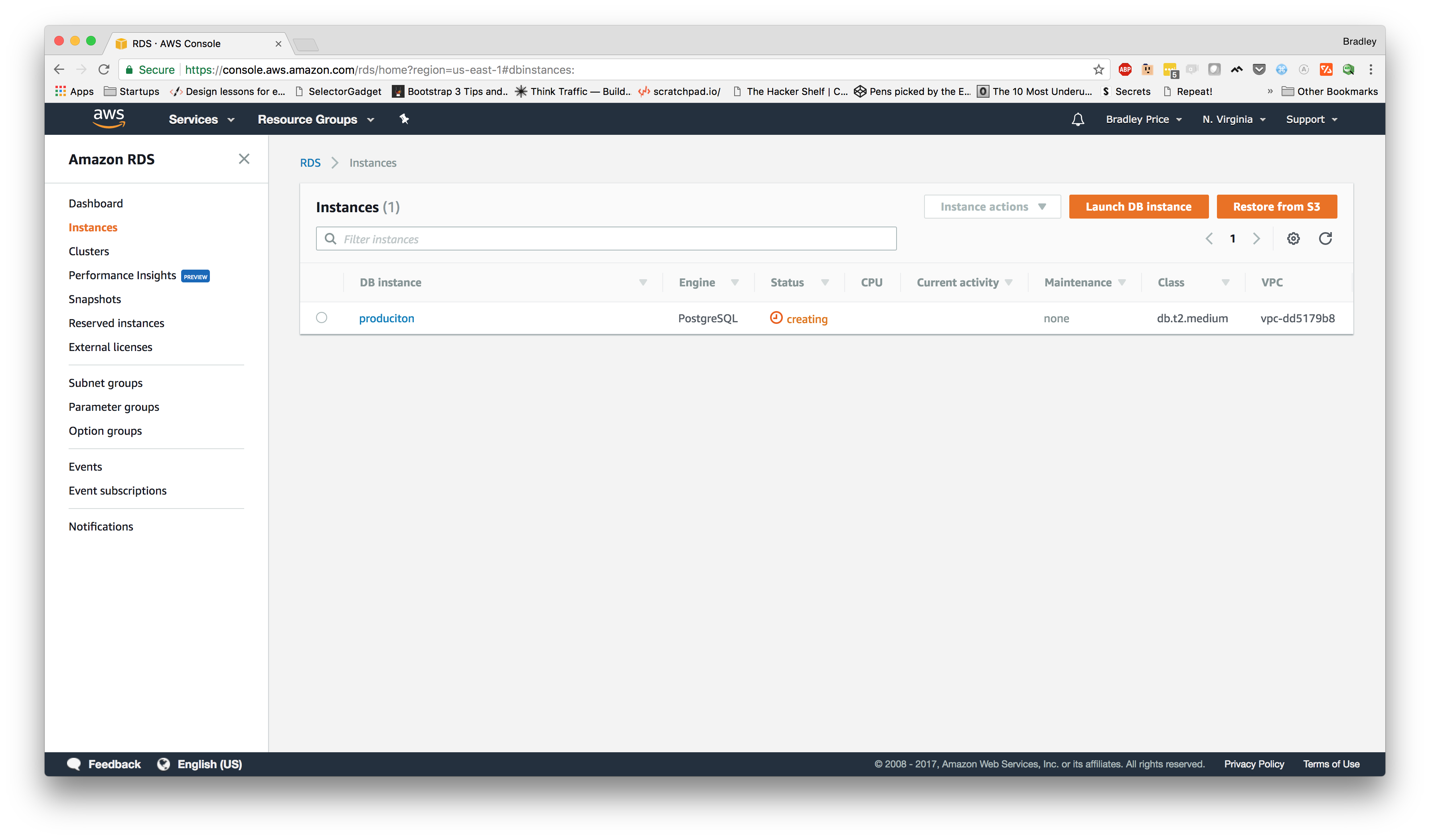Deploying to AWS Part II: Running a Rails app on Fargate | Scout APM