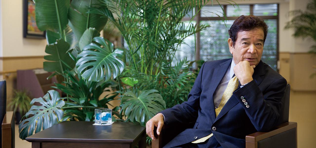 メディカル・ケア・サービス株式会社 高橋誠一 正しい経営で業績を伸ばす、介護事業の先駆者