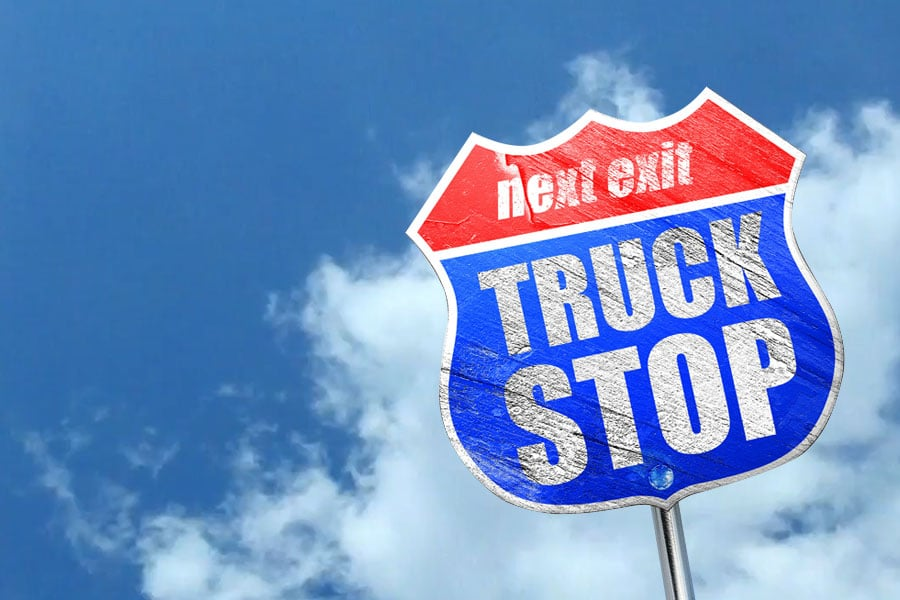 Truck Stop Dos and Don'ts