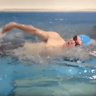 "VIDEO: From ""Demented Octopus"" to Efficient Swimmer in One Hour"