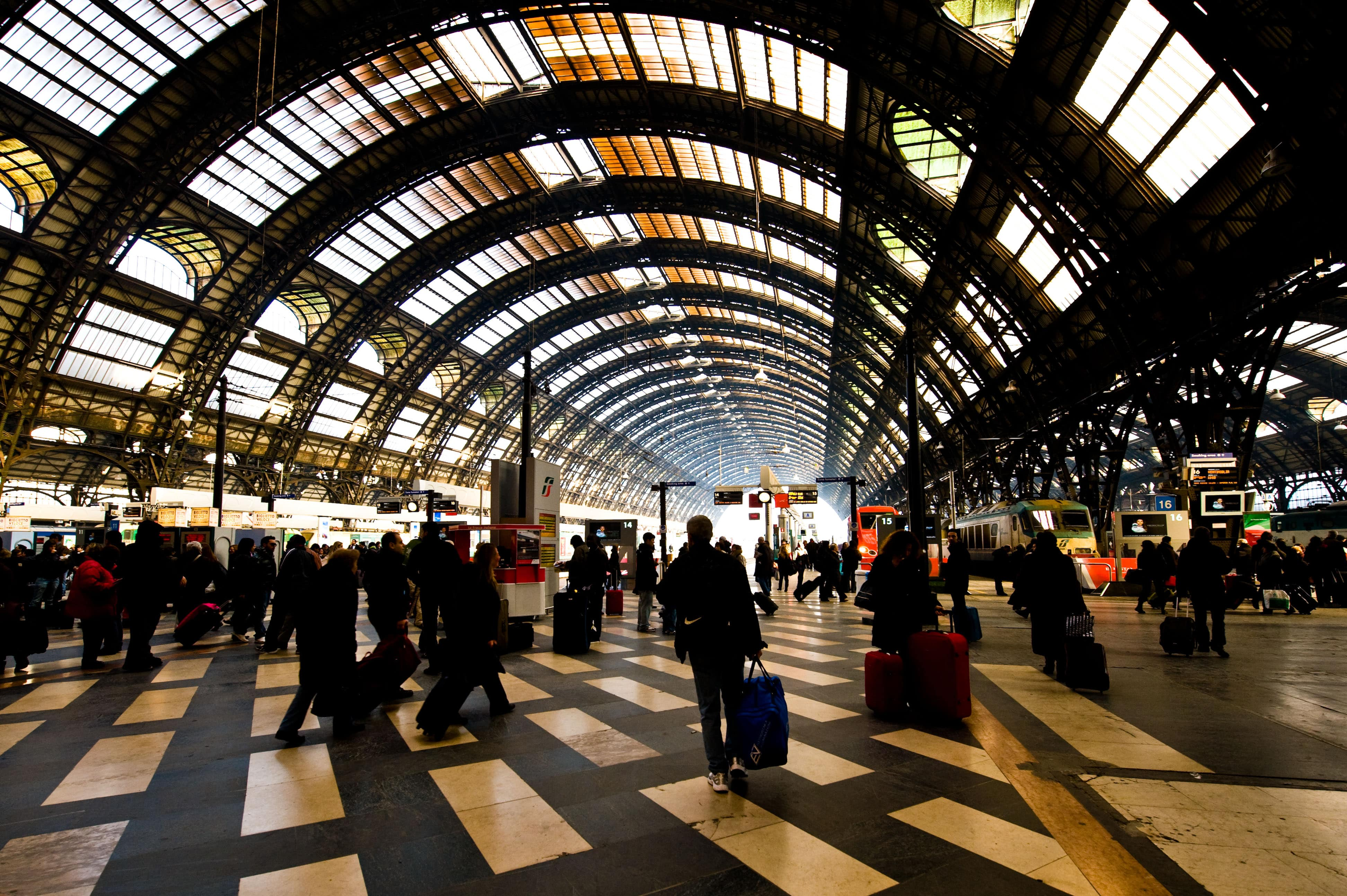 When it comes to transportation in Italy, Trenitalia is a good bet