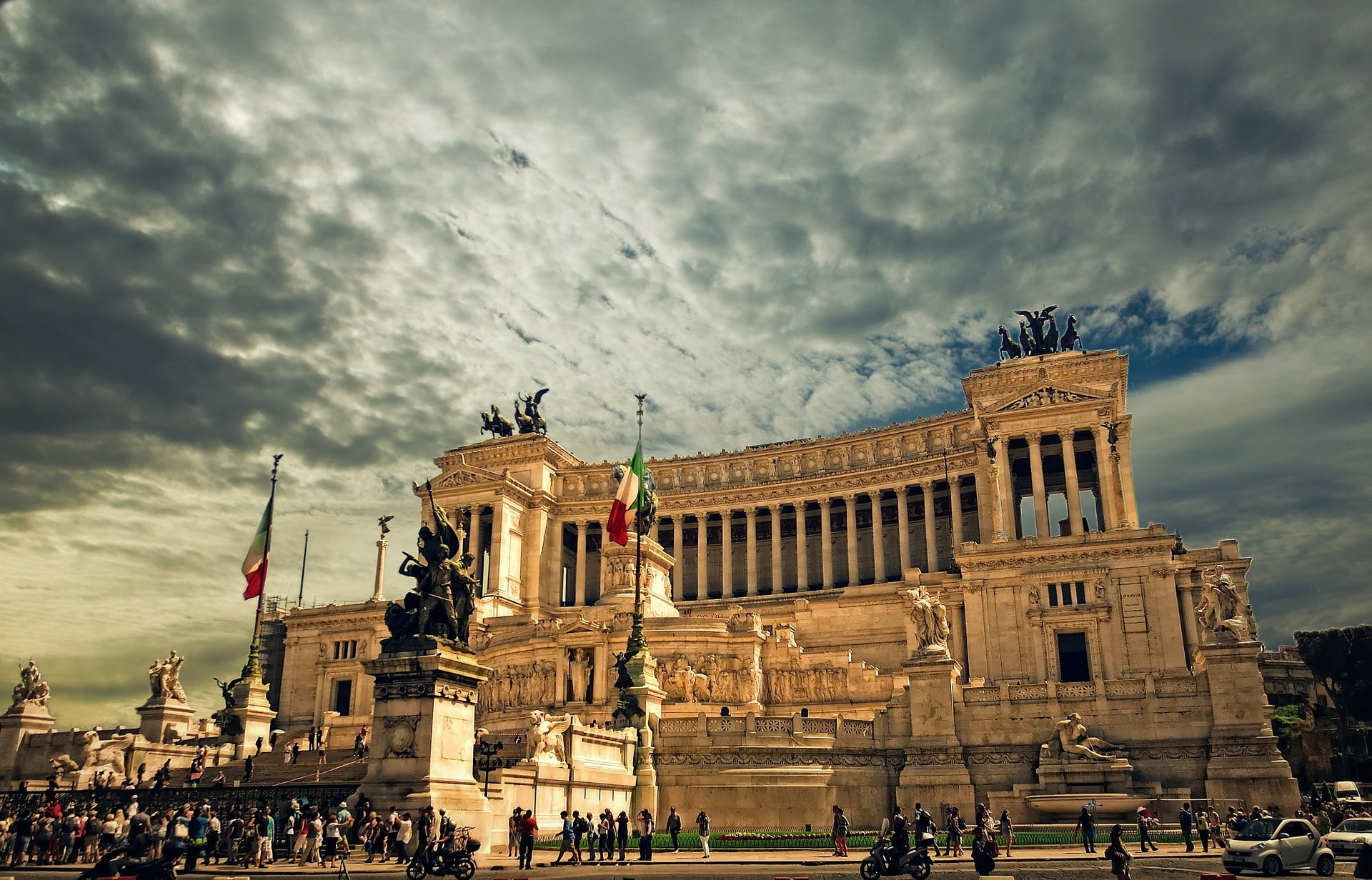 Rome is one of the best places to visit in Italy