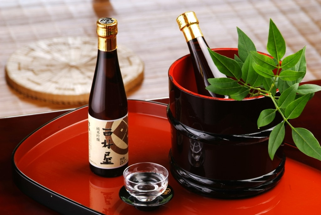 Sake in Kyoto is a Japanese destination for foodies