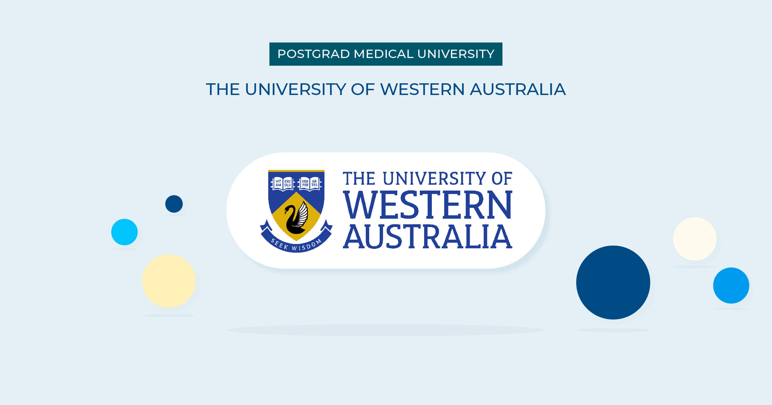 university of western australia md