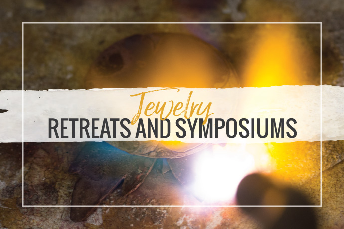 Halstead is proud to support jewelry events such as retreats and symposiums across the country. Our amazing jewelry community is doing great