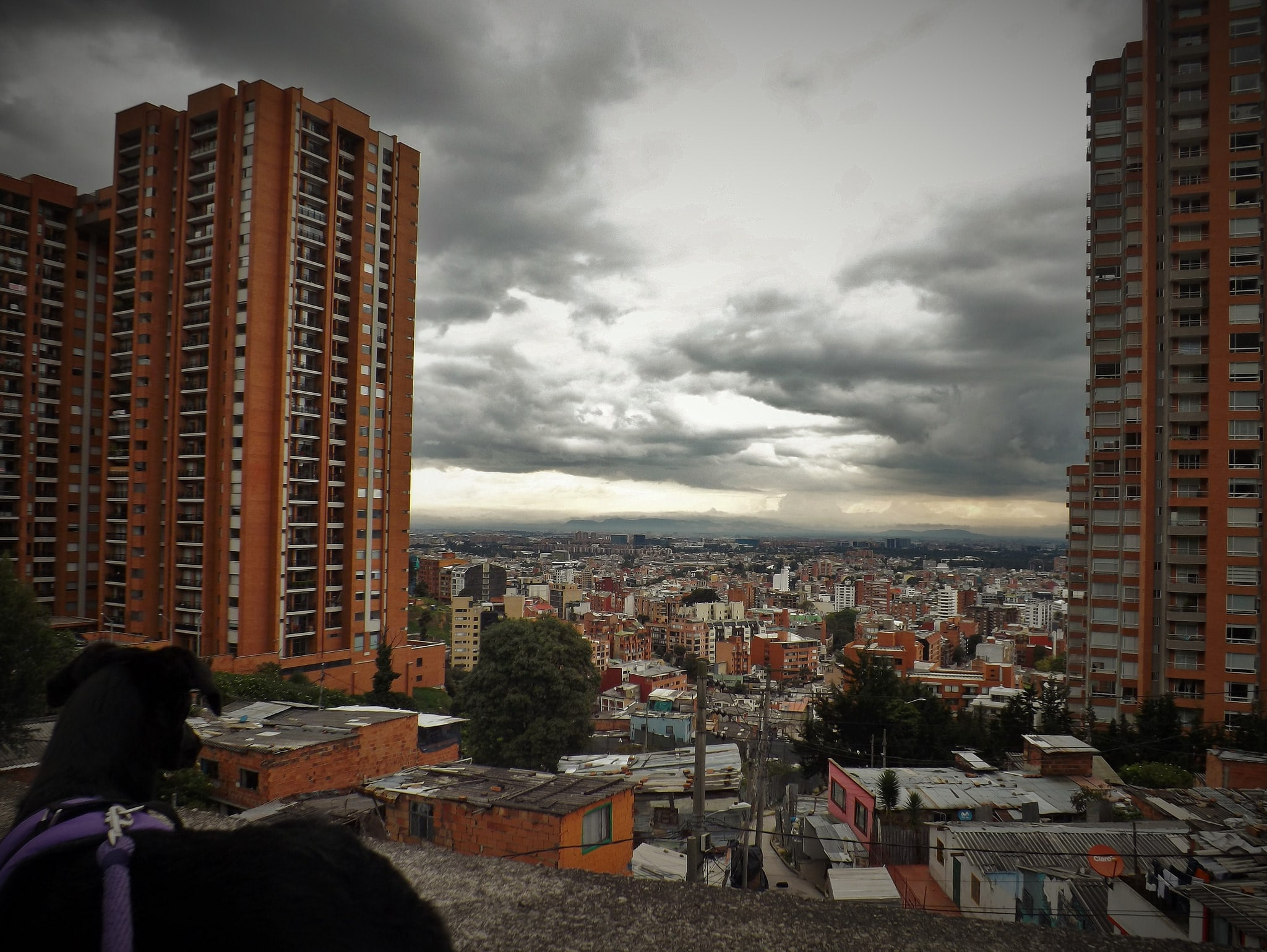 Bogota neighborhoods in Colombia—Chapinero Alto
