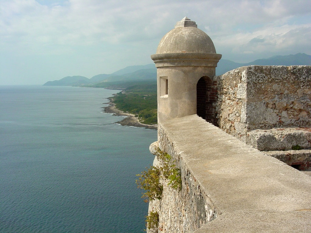 El Castillo de Seboruco in Baracoa Cuba