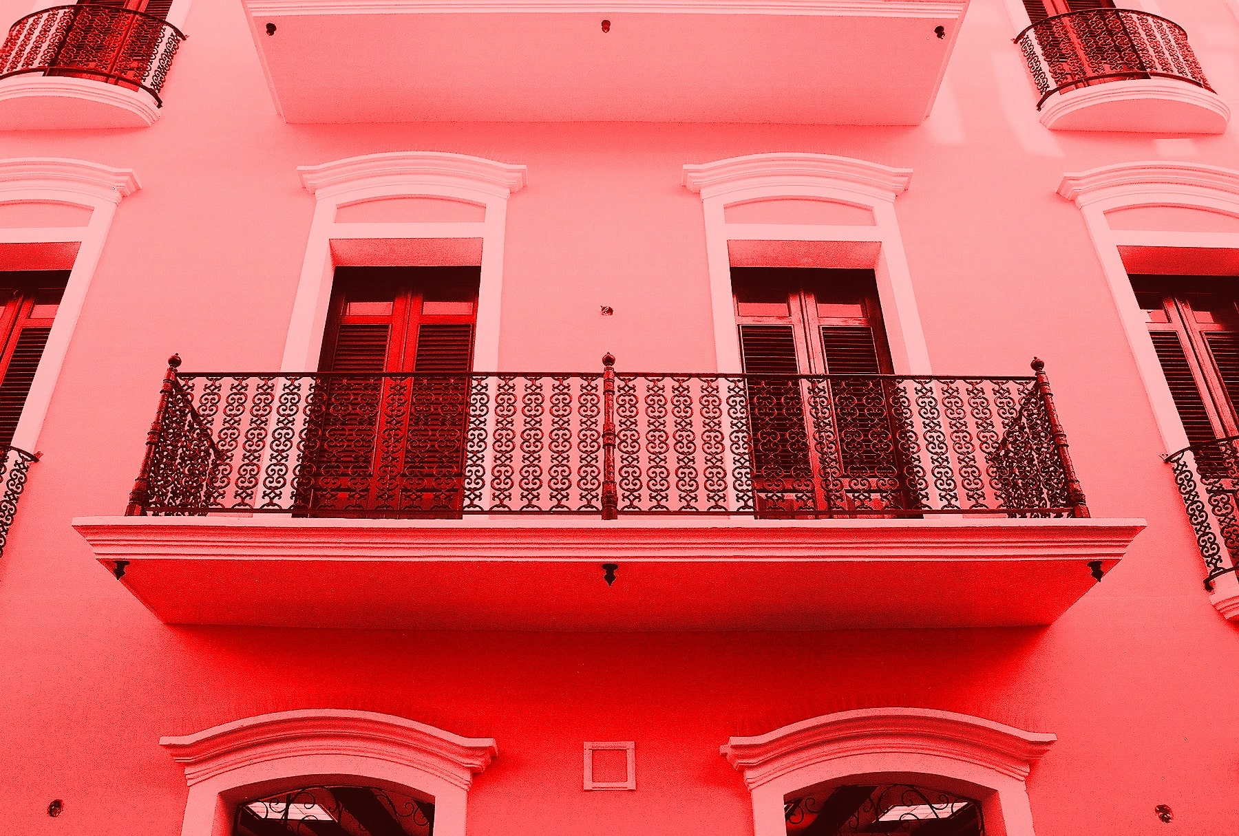 Old San Juan is a gorgeous point of interest in Puerto Rico