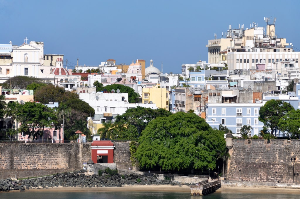 Lodging is important before going off and doing things to do in Puerto Rico with kids