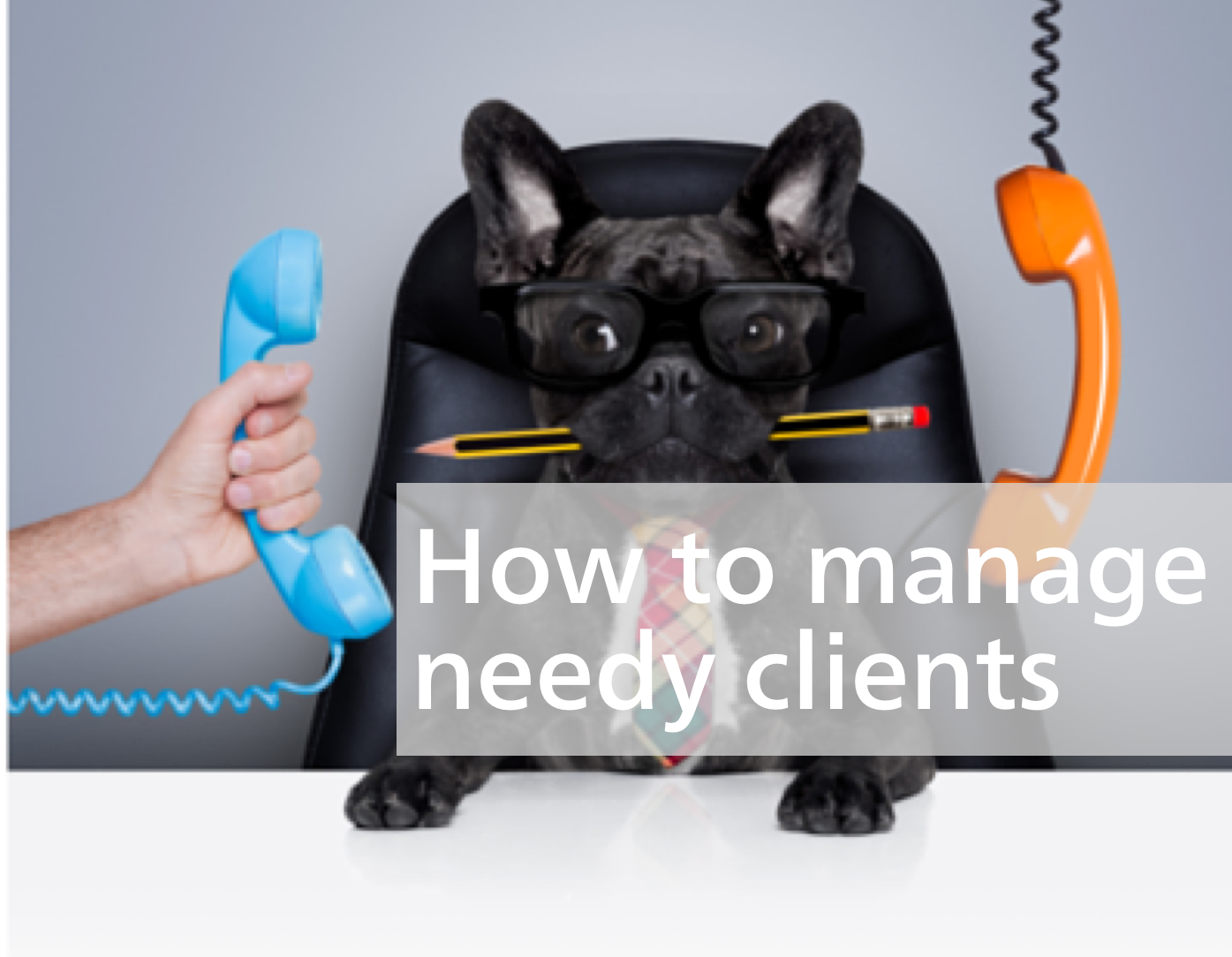 How to Manage Needy Clients