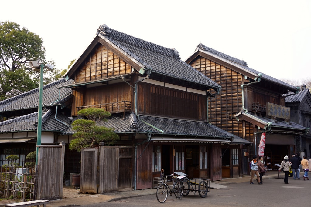 Edo-Tokyo Architectural Museum