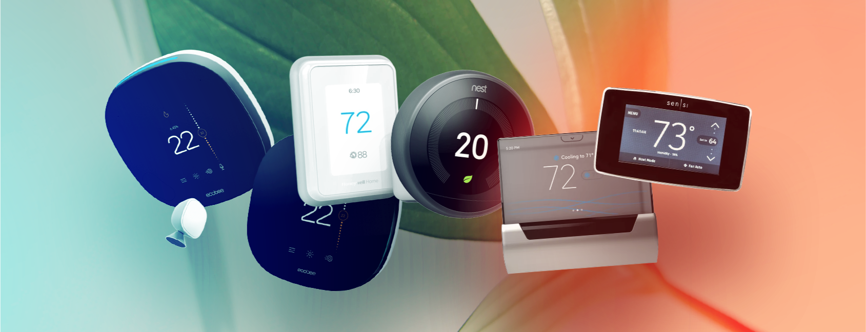 Cover Image for The 5 Smartest Thermostats on The Market
