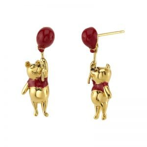 Balloon Pooh Earrings