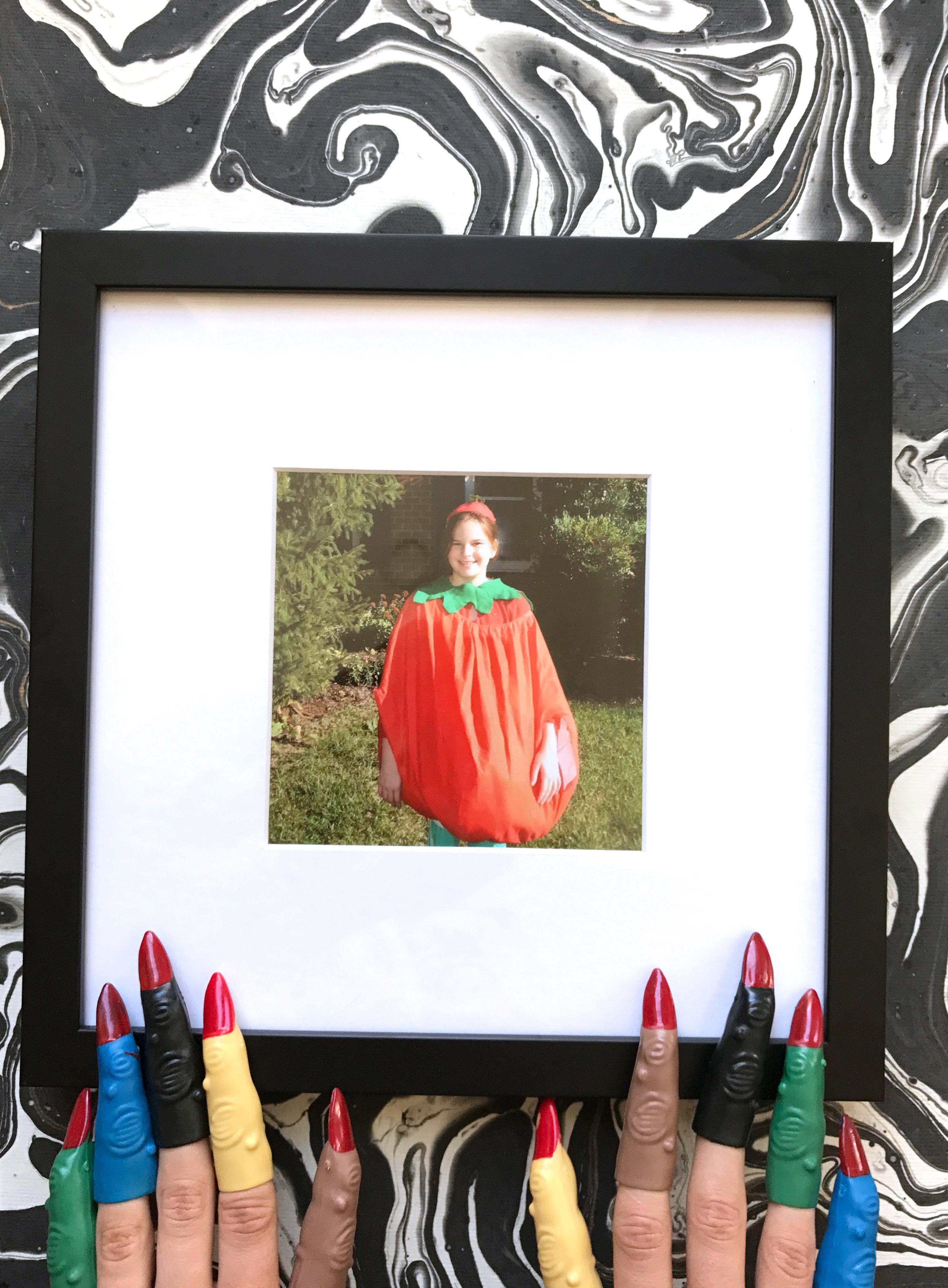 Frame Halloween Photos