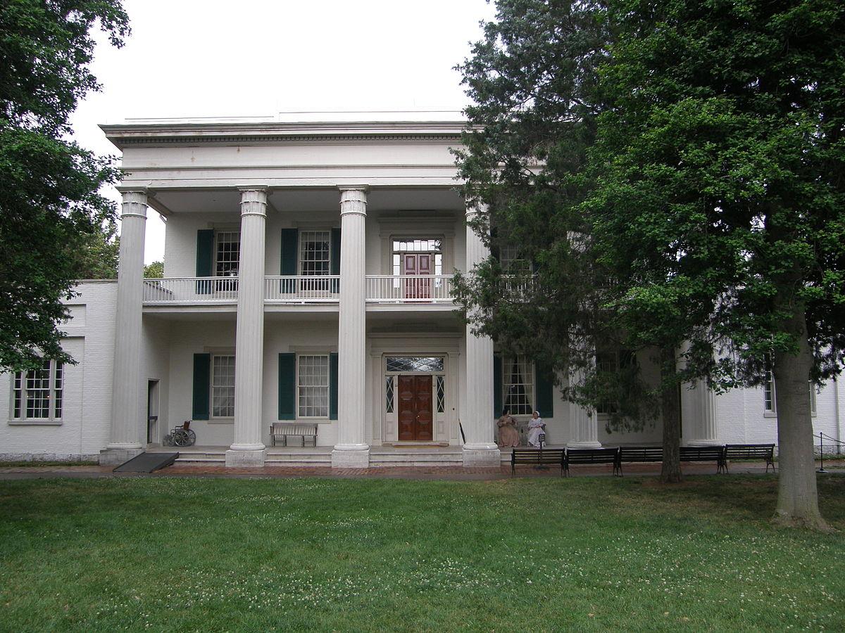 Andrew Jackson's Hermitage Nashville TN