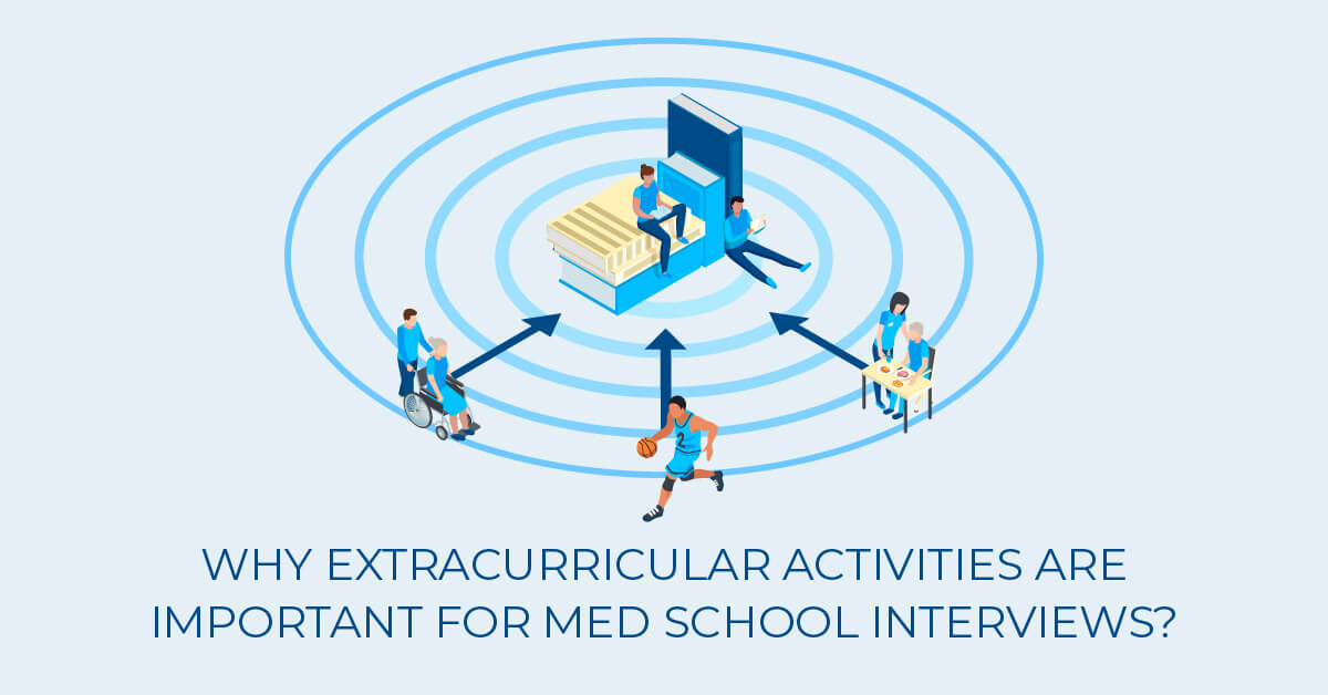 Why Extracurricular Activities Are Important For Med School Interviews?