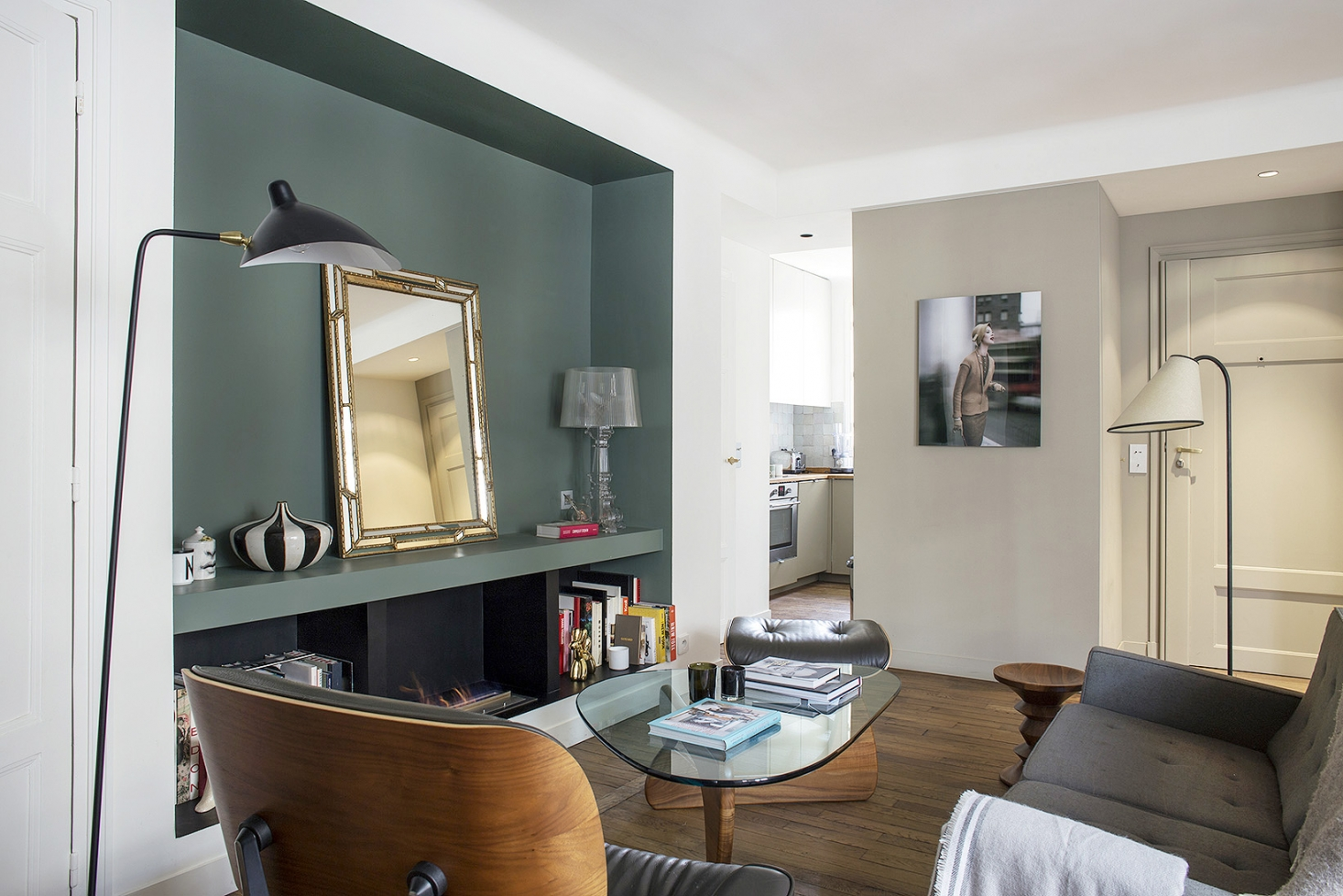 Image of Small-Space Ideas to Steal from a Tiny Paris Apartment