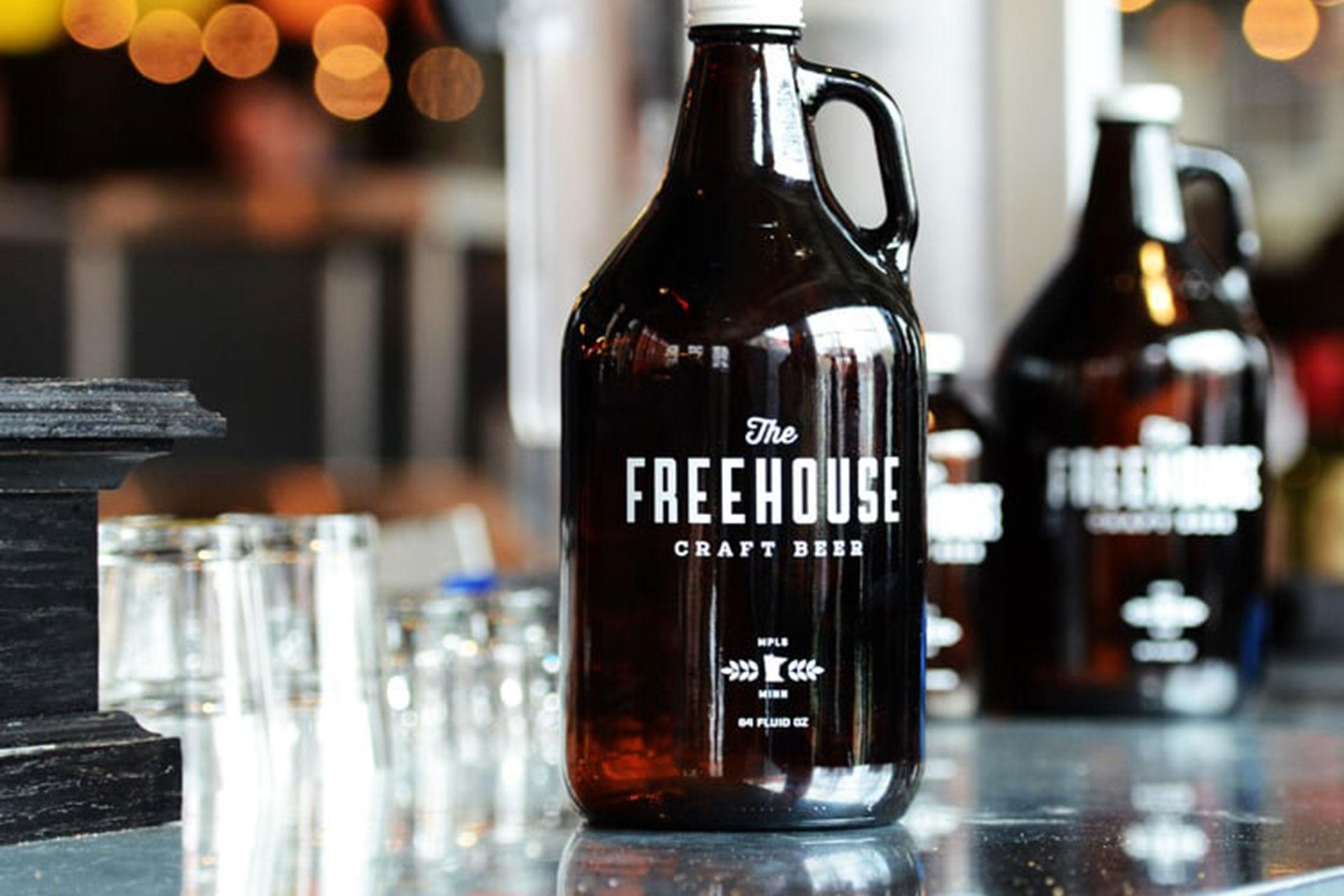 Freehouse in Minneapolis
