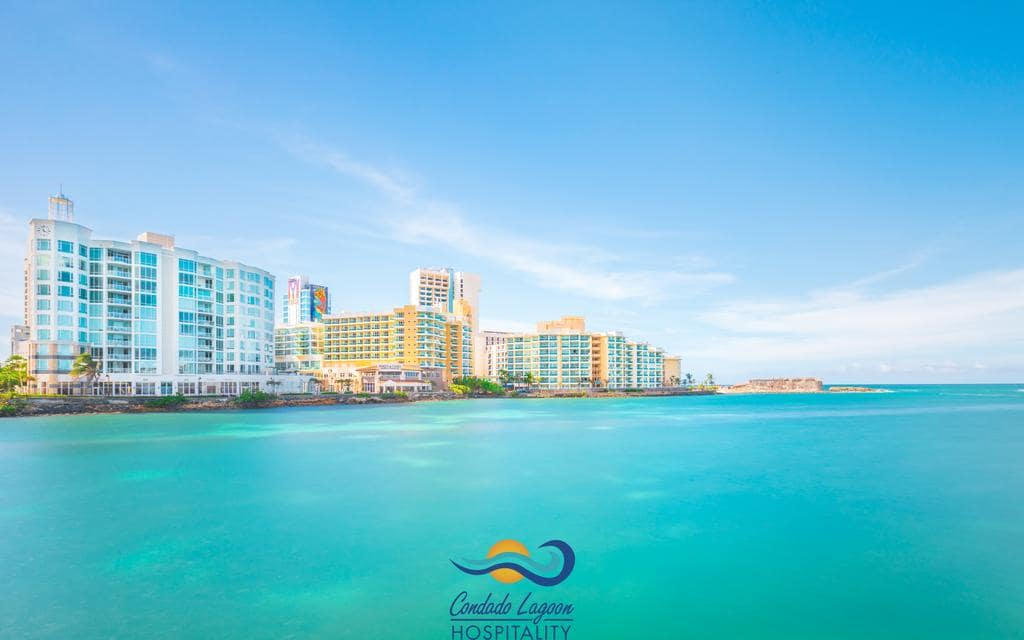 Condado Lagoon Villas at Paseo Caribe is one of the many amazing San Juan Puerto Rico resorts