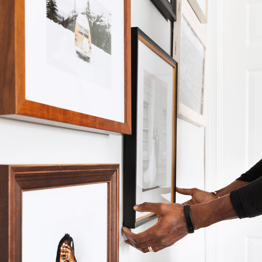 Design a Gallery Wall