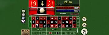 Casino Tropez Roulette Deluxe