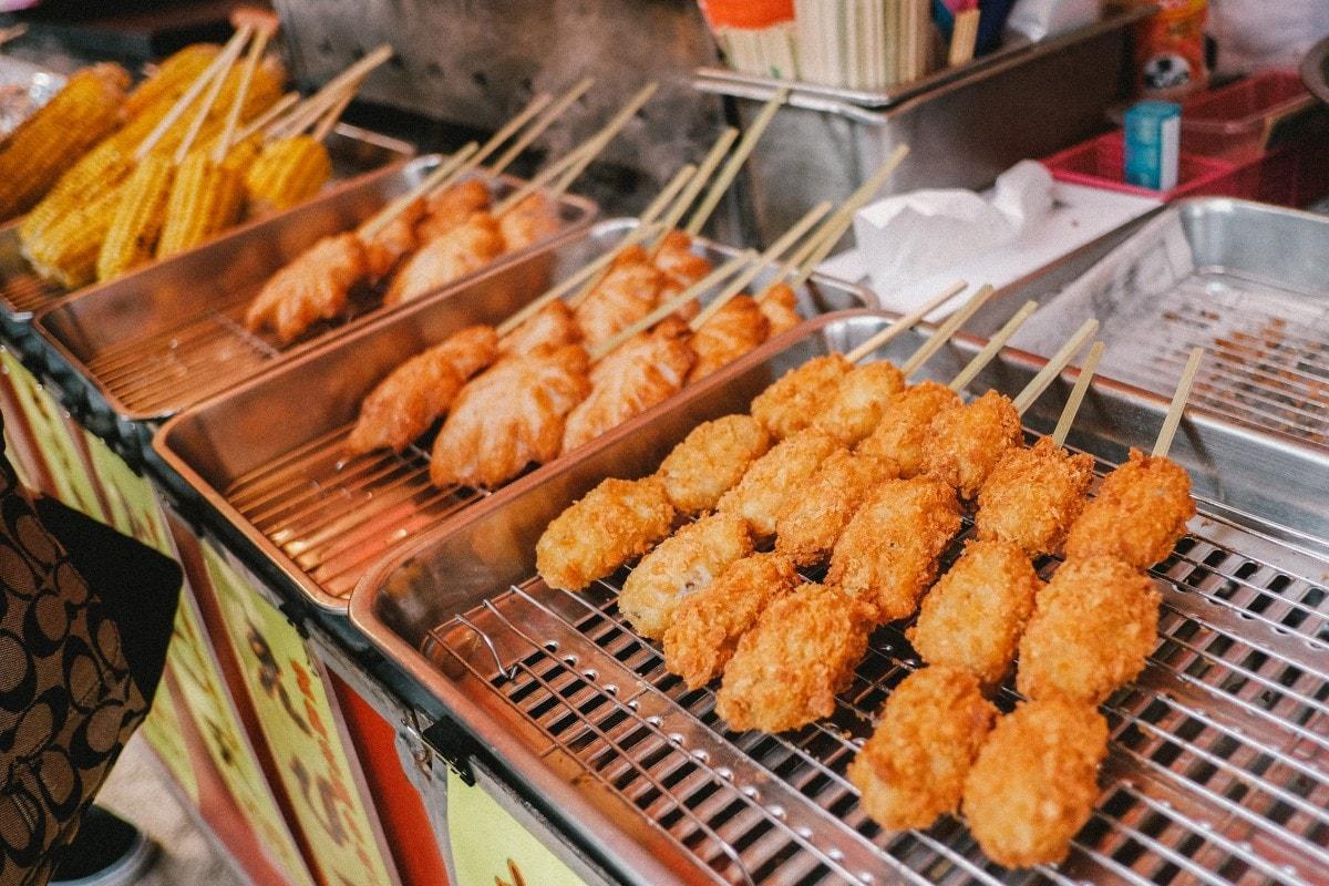 Kushikatsu in Osaka is a Japanese destination for foodies