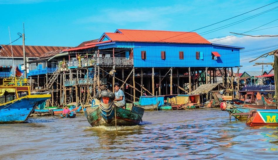 nouvelles cultures Cambodge