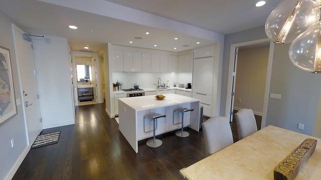 Tribeca Apartment Kitchen