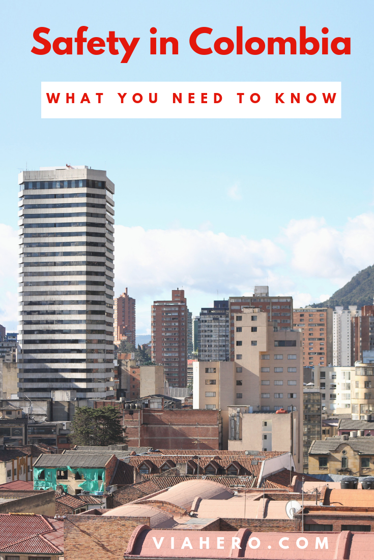 Safety in Colombia: What You Need to Know | ViaHero