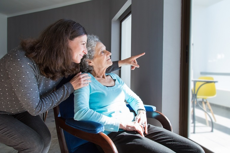dealing with an alzheimers parent - denial and behavior changes