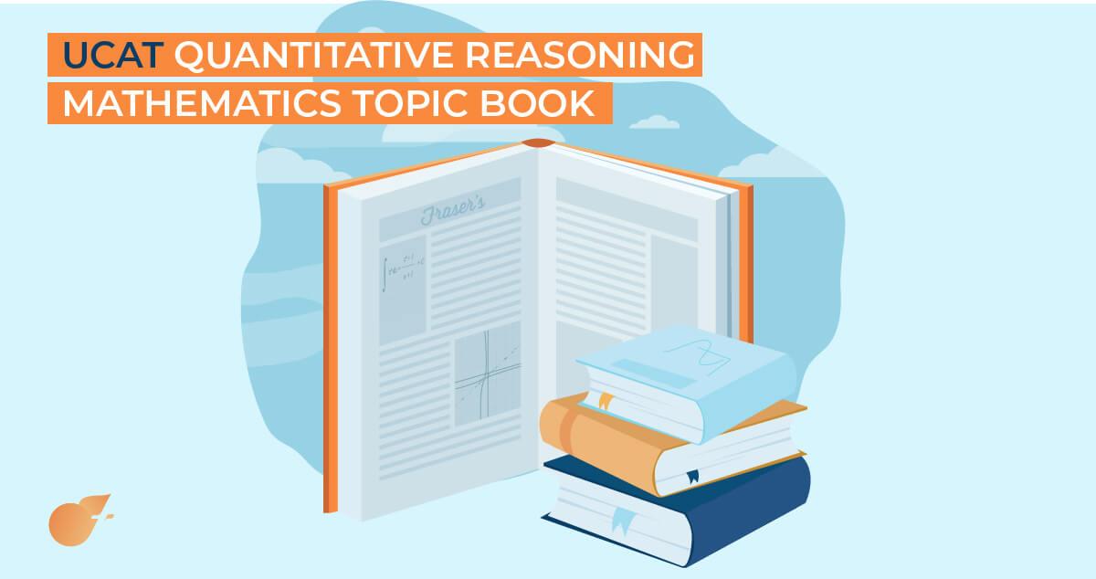 ucat quantitative reasoning mathematics topic book